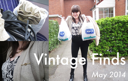 Vintage Finds, May 2014 Thumbnail