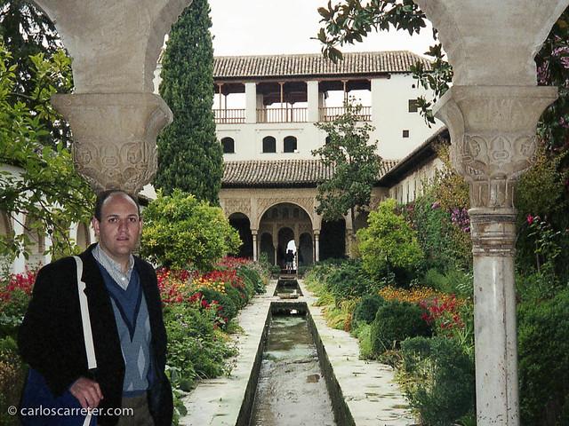 Alhambra y jardines del Generalife
