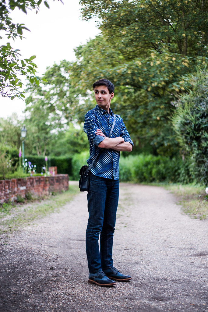 Personal Style - Navy Menswear