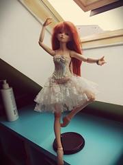 Mélusine au ballet ! - Photo of Landujan