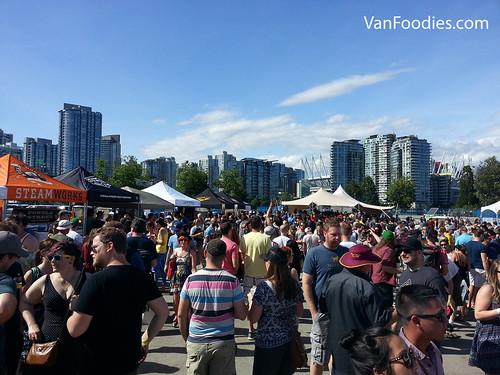 Vancouver Craft Beer Week Closing Event