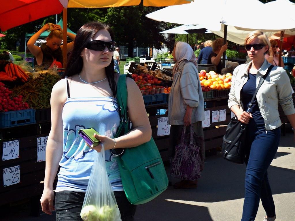 At Vegetable Market 2