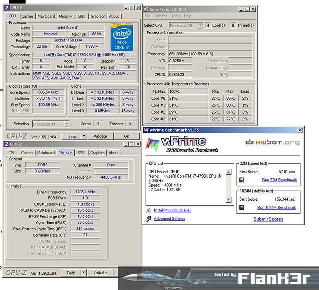 Intel 4790K OC Report ~ [Archive] - XtremeSystems Forums