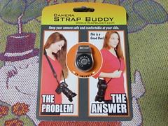 Camera Strap Buddy