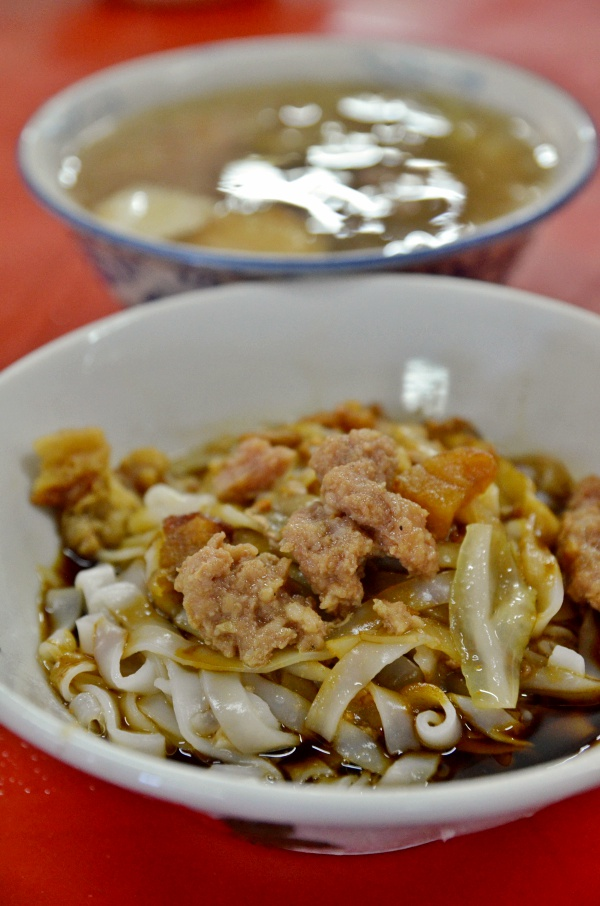 OUG Pork Noodles @ Sun Sea