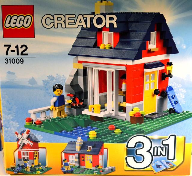 Creator set 31009