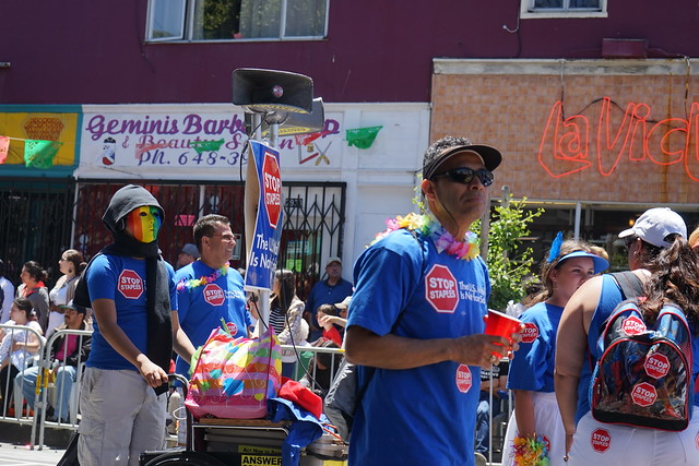 San Francisco Carnival 2014