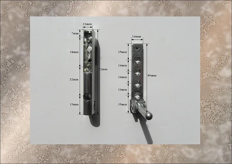 Tilt And Turn Window Hinges : Maco tilt turn parts bottom pivot hinge assembly for