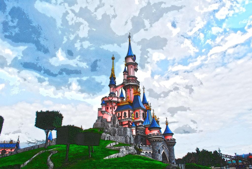 Photos de Disneyland Paris en HDR (High Dynamic Range) ! 14276048225_dda4cdef8d_b