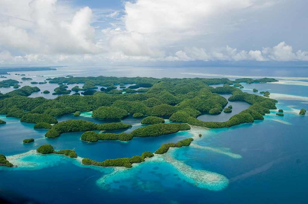 Viaje de buceo a Palau