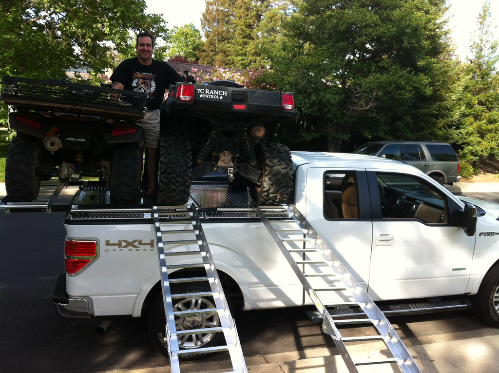 Ford Aluminum Truck >> DiamondBack Truck Covers's most interesting Flickr photos | Picssr