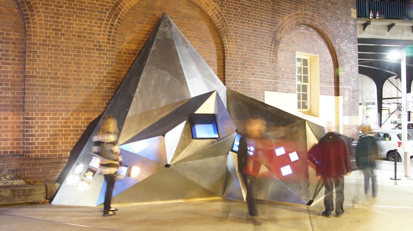 Vivid 2014 installation