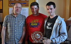 Cliffe FC - Presentation Evening 2013/2014 - 31st May 2014