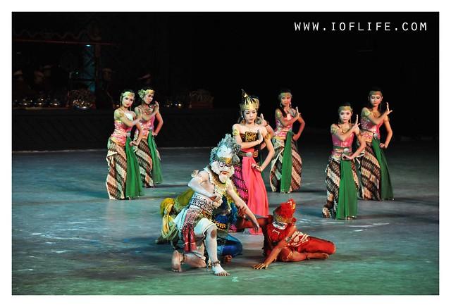 Ramayan ballet performance 2