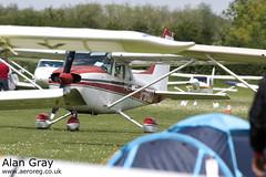 G-BHUJ CESSNA 172N 17271932 PRIVATE -Sywell-20130601-Alan Gray-IMG_9269