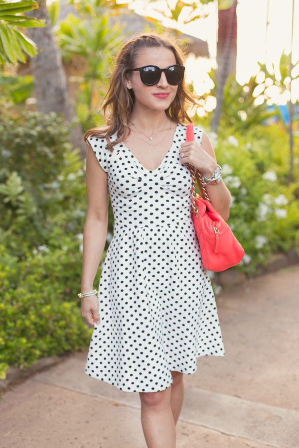 Matilde Polka Dot Dress