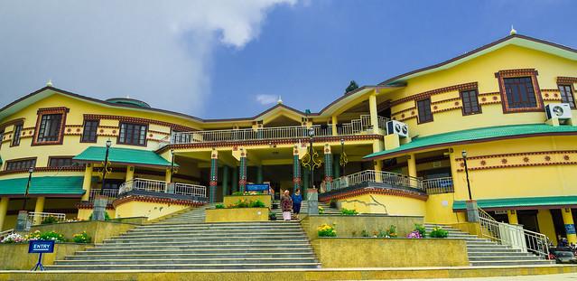 Namchi chardham Namchi-Sikkim Building 18mm Nikon-D7000
