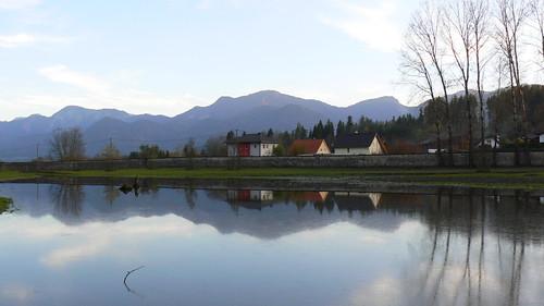 austria himmel kärnten cielo tierpark spiegelung riflesso carinzia abigfave rosegg anawesomeshot österreih