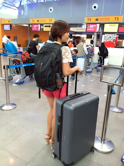 targus citylite II Ultra backpack REVIEW- Rebecca saw (2)