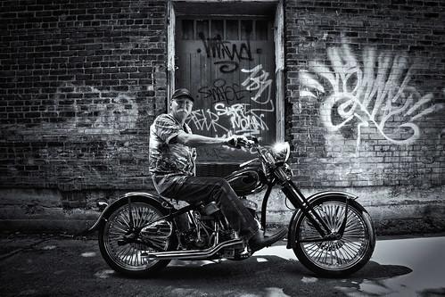 Harley Davidson 45
