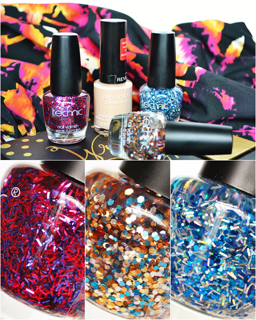 Technic_glitter_nail_polishes