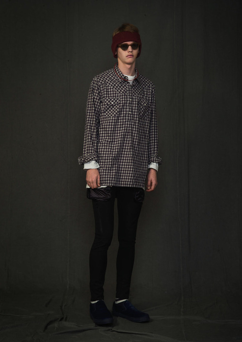 Robbie McKinnon0037_UNDERCOVERISM 2014-15 Autumn Winter