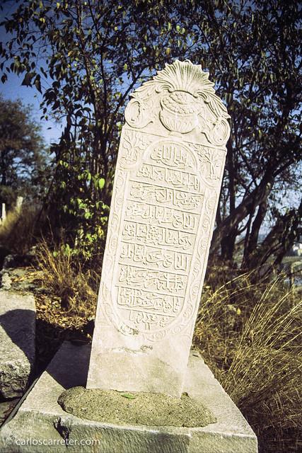 Cementerio próximo a la mezquita de Eyup