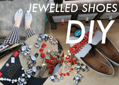 Jeweled Shoes1