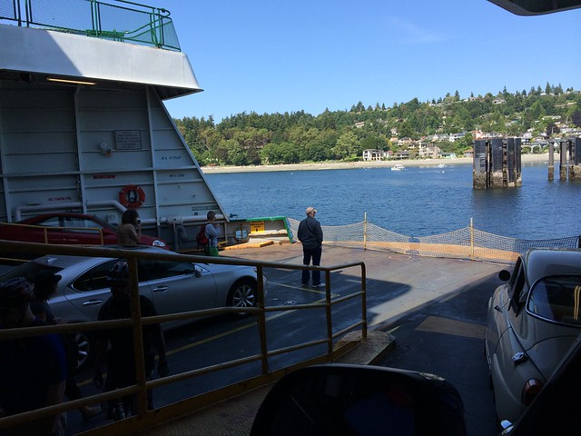 Fauntleroy-Vashon Island-Southworth Ferry
