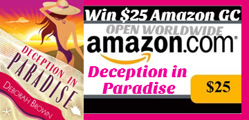 deception in paradise giveaway