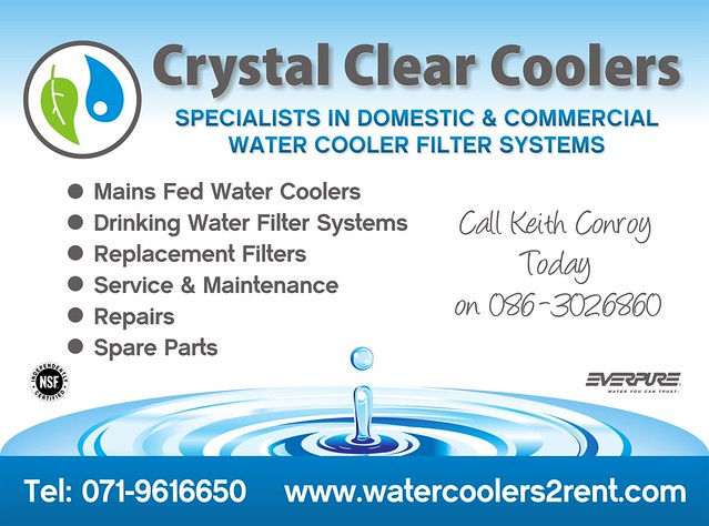 Crystal Clear Coolers