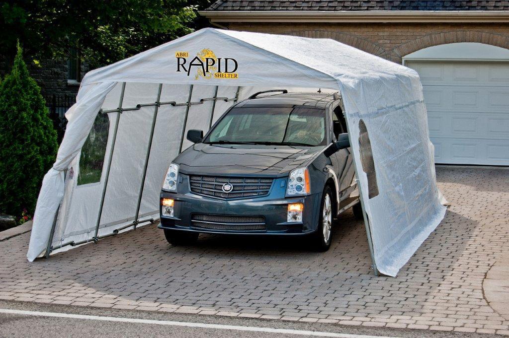 Black Vehicle Shelters : Walmart rapid car shelter access winnipeg