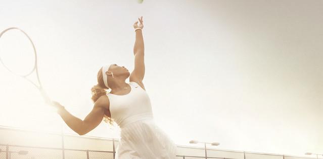 Serena Williams Wimbledon dress
