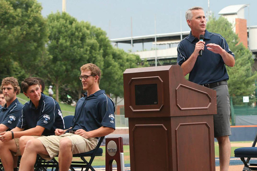 July 3, 2014 - Virginia Baseball head coach Brian O'Connor joins Jeff White for the first Wahoo Central podcast of the summer.