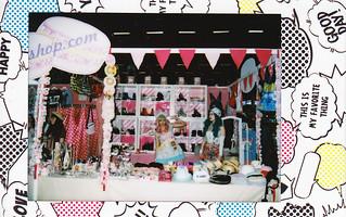 Lunieshop stand (lunieshop.com)