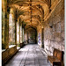 Claustro do Convento de S. Gonçalo de Amarante