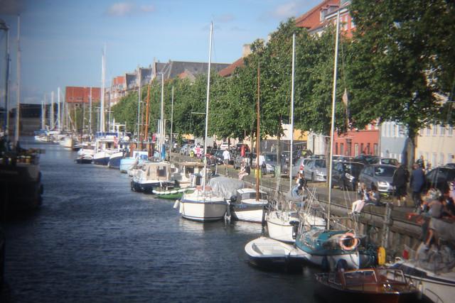 Copenhagen by Holga