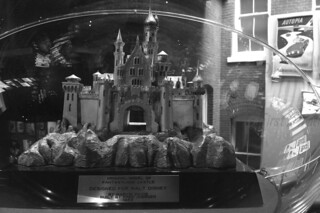 The Walt Disney Family Museum - Fantasyland Castle design