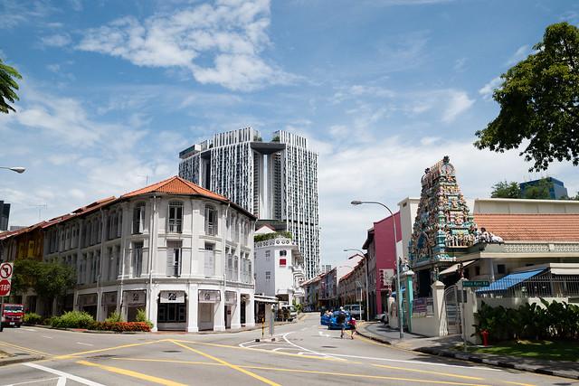 Chinatown Singapore (19 June 2014)