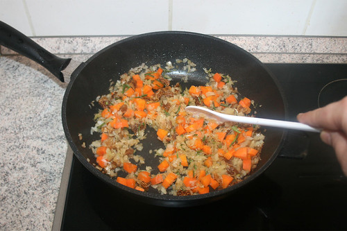 42 - Alles kurz anbraten / Braise for some minutes