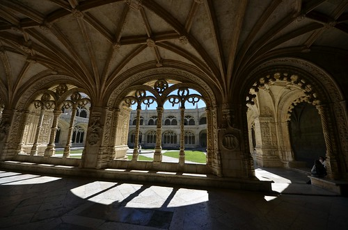 Mosteiro dos Jerónimos. Lisbon. Portugal
