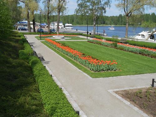 Ystävyydenpuisto, Hämeenlinna 24.5.2014