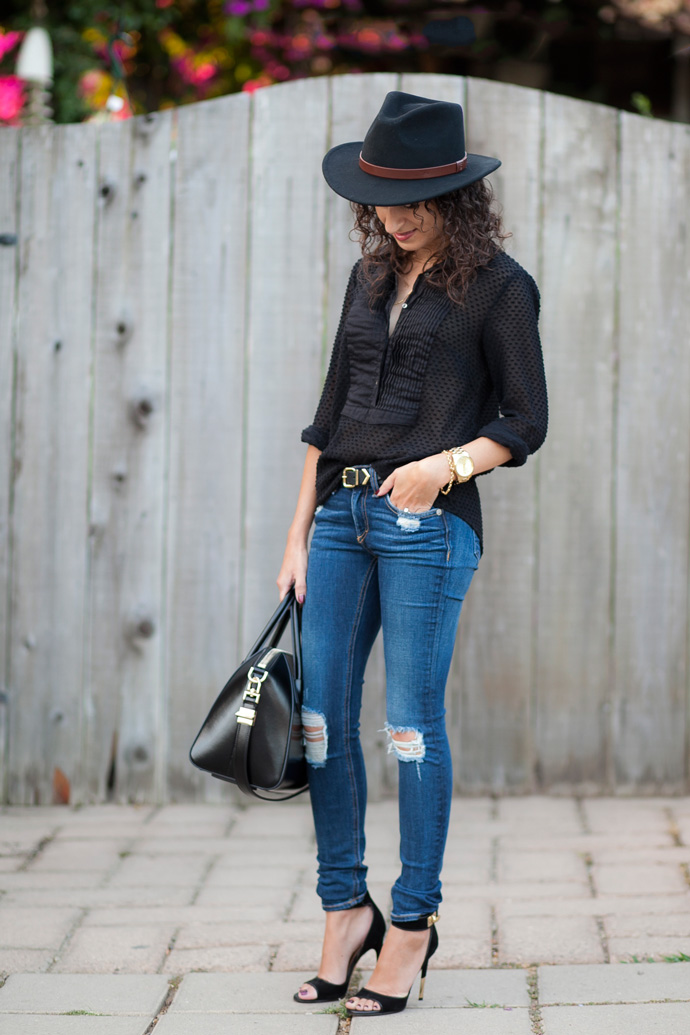 Black Fedora – Finding The Right Hat