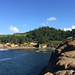 Blaues Meer, Felsenküste, Traum