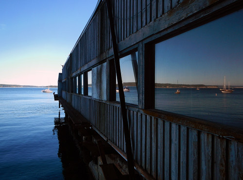 Port Townsend: View from Sirens Pub