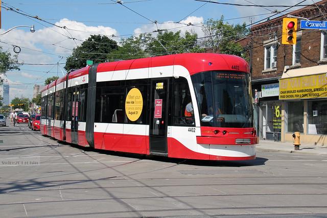streetcar, toronto, things to do in toronto