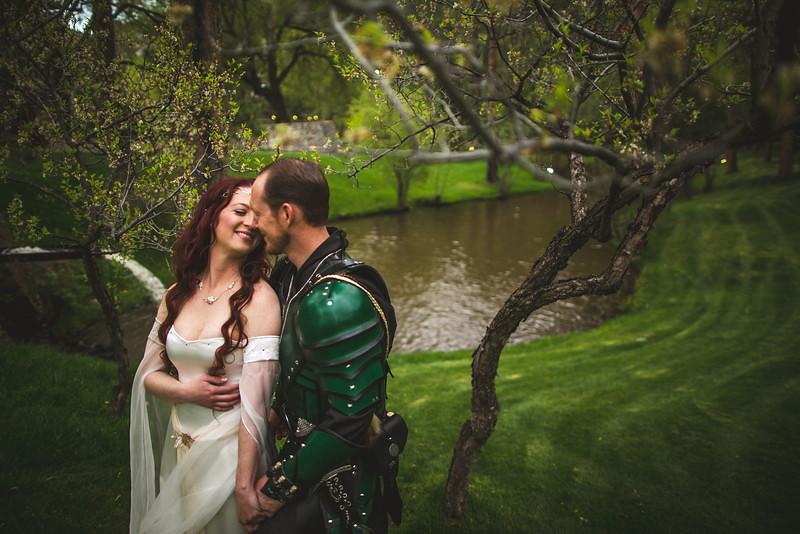 Game of Thrones wedding as seen on @offbeatbride