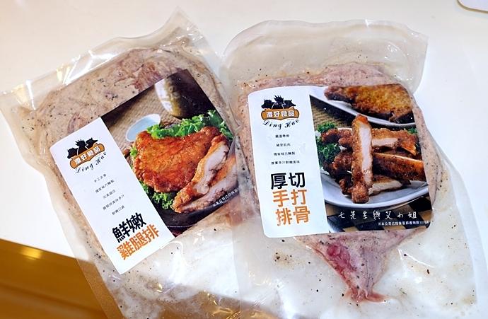 1 濎好食品 厚切手打排骨 鮮嫩雞腿排