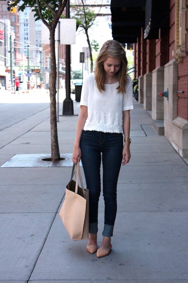 chelsea+lane+truelane+zipped+blog+minneapolis+fashion+style+blogger+lily+violet+blu+pepper+crop+top+high+waist+jeans+dstld+lulus+madewell+d'orsay1