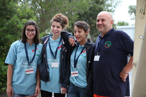 Marrubiu: il campo scuola di Anpas Sardegna